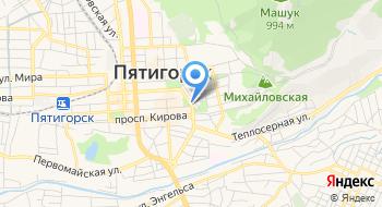 Нотариус Тупицкая С. А. на карте