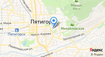 Единая Дежурно-диспетчерская Служба, Городская, МКУ на карте
