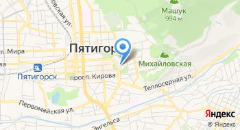 Управление Общественной Безопасности Администрации Города Пятигорска на карте