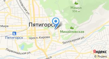 Музей-Дом А. А. Алябьева, Гбук на карте