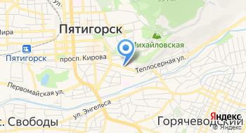 ЛПУП Нижняя Радоновая Бальнеолечебница на карте