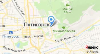 Магазин электронных сигарет в Пятигорске на карте