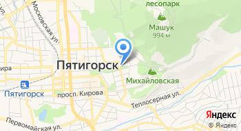 ФГУ Ставропольский Краевой Суд на карте
