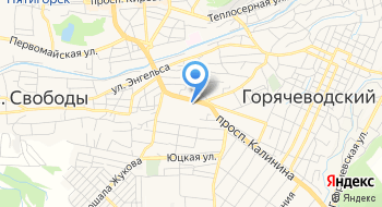 ЮЛиАЛ Фисенко ИП на карте