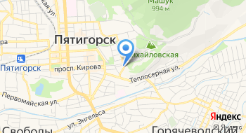Пятигорский краеведческий музей на карте