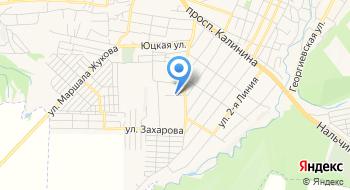 Реабилитационный центр, ГБУЗ на карте