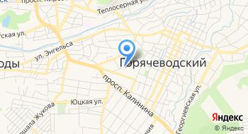 Госпиталь для Ветеранов Войн, Краевой, ГКУЗ на карте