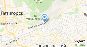 Дент-Ал на карте