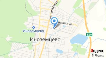 Магазин ТайАвто на карте