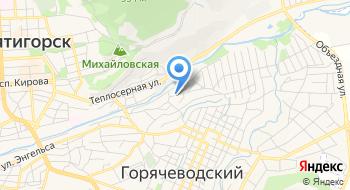 Хаба Хаба КМВ на карте