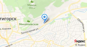 Следственный Изолятор № 2 Управления Федеральной Службы Исполнения Наказаний по Ставропольскому Краю на карте