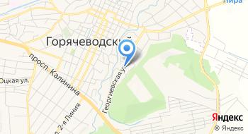 Фабрика Художественной Ковки, ИП на карте
