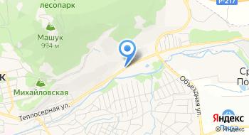 Лада центр Пятигорск на карте