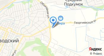 Меховая фабрика Аngelina-sem на карте