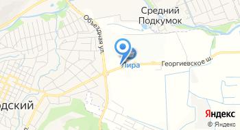 Ndigit.ru на карте