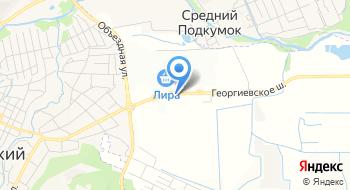 Тепло-Сервис на карте