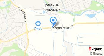 Ваго на карте