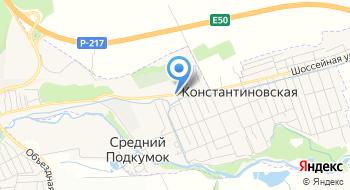 Стеклосервис на карте