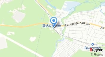 Лыжная база Сормович на карте