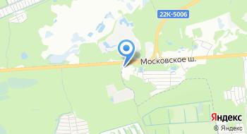 Центр кинологической службы по Нижегородской области на карте