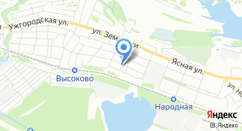 Интернет-магазин Форма-шоп на карте