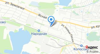Храм Владимирской иконы Божией Матери на карте
