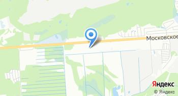 Московский автомобильный рынок на карте