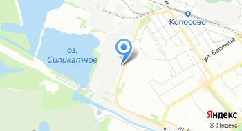 СТВ-НН на карте