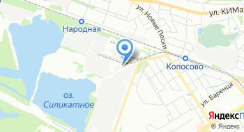 ИнтерКовка на карте