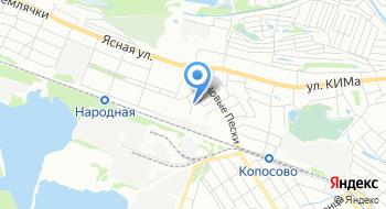 Гранитная мастерская ННГранит на карте