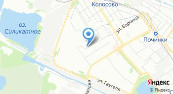 Новбас.РФ на карте