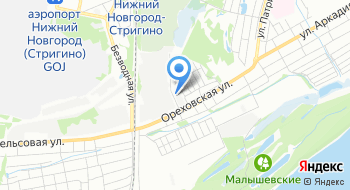 Компания Дымоход на карте