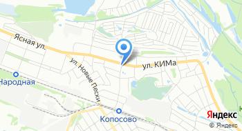 СтройДвор на карте