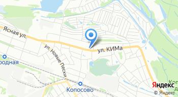 Авторазборка на КИМа на карте