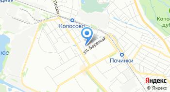 Магазин Автозапчастей Нижний Новгород на карте