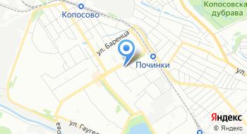 Копировальный центр Юлиана на карте