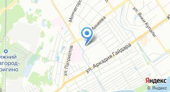 Нижегородское ритуальное фото на карте