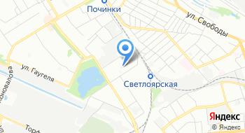 Волга-ресурс на карте