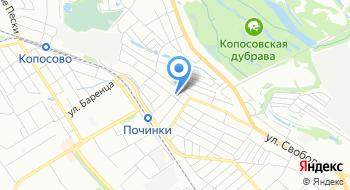 Доставка воды в Нижнем Новгороде на карте