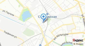 Домоуправляющая компания Сормовского района Участок №1, №7 Паспортный стол на карте