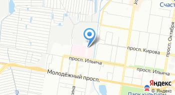 Автозаводское городское отделение бюджетное учреждение Нижегородское областное бюро судебно-медицинской экспертизы на карте