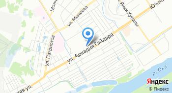 Интернет-магазин Разукрашкин на карте