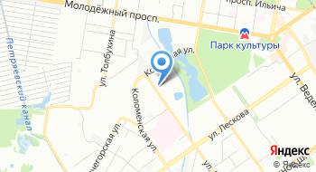 Декольте на карте