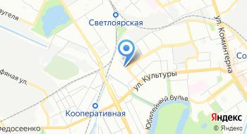 Патент НН на карте