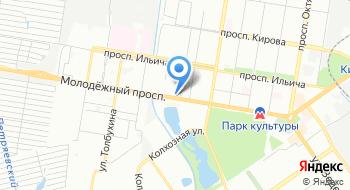 Ольвик на карте