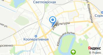 Димарт Строй на карте