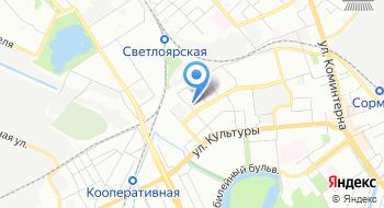 Женский SPA клуб Акватория на карте