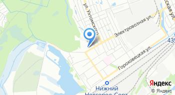 Дом спорта Железнодорожник на карте