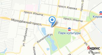 Радиусный на карте