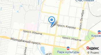 Союз-А на карте